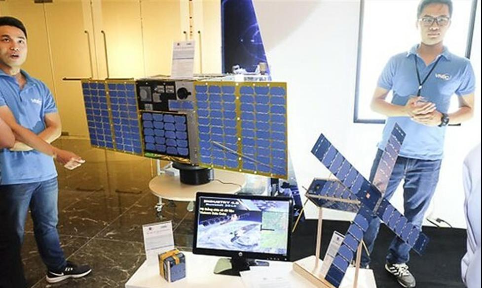 NhậtBản sẽ phóng vệ tinh nhân tạo do CSVN sản xuất