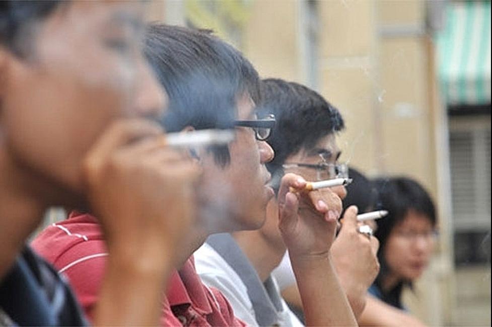 ViệtNam có40,000 ngườichết mỗi năm vì các bệnh liên quan đến thuốc lá