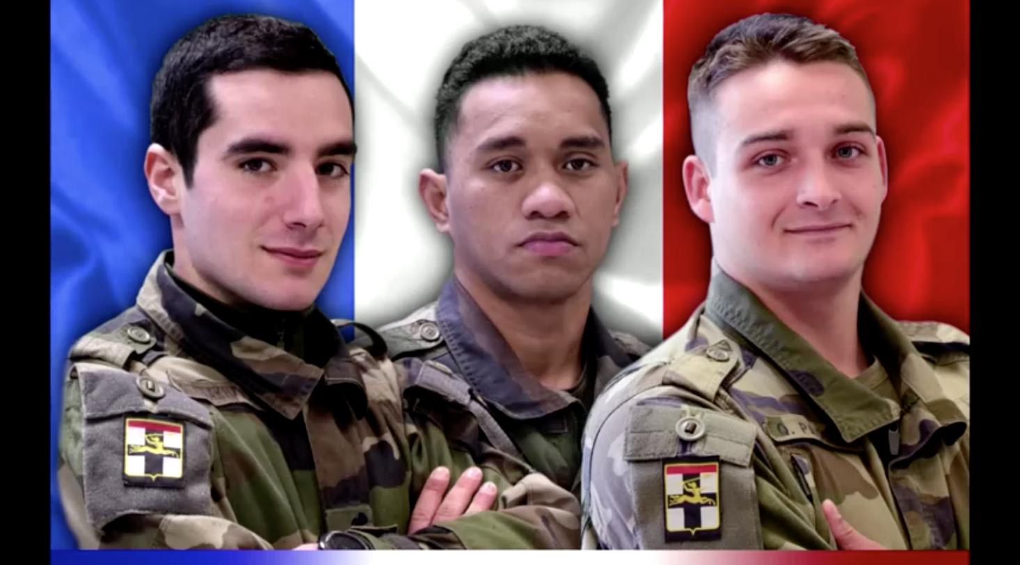 Hai binh sĩ pháp thiệt mạng ở Mali