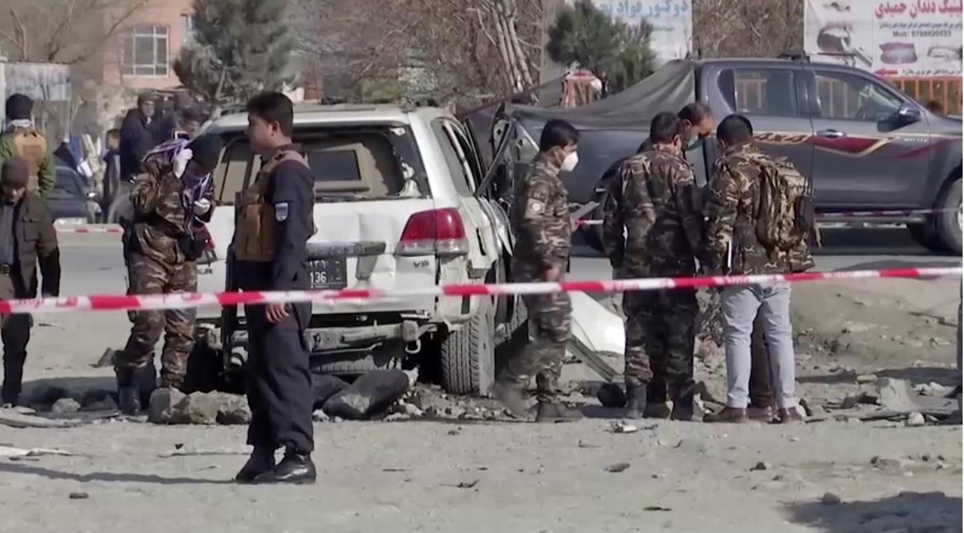 Ngũ Giác Đài thúc đẩy việc cắt giảm quân lực ở Afghanistan bất chấp luật cấm