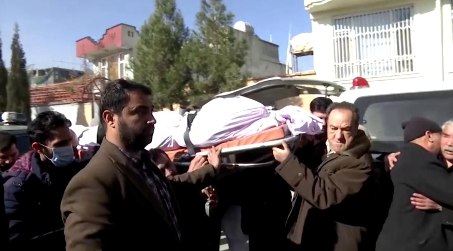 Các tay súng sát hại hai nữ thẩm phán tòa án tối cao ở Afghanistan