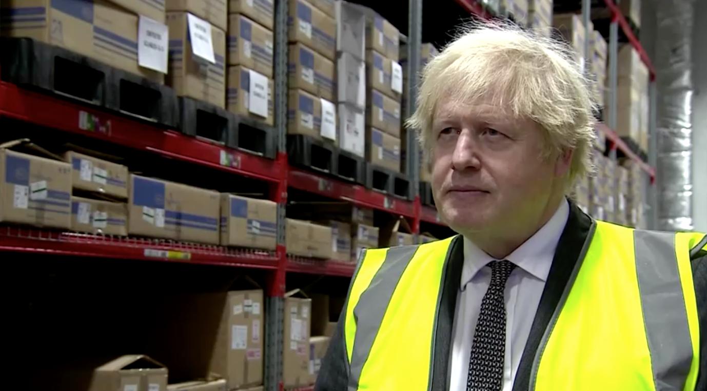 Thủ Tướng Anh Quốc Boris Johnson làm cho nhóm G-7 lo ngại về việc thành lập một liên minh chống lại Trung Cộng