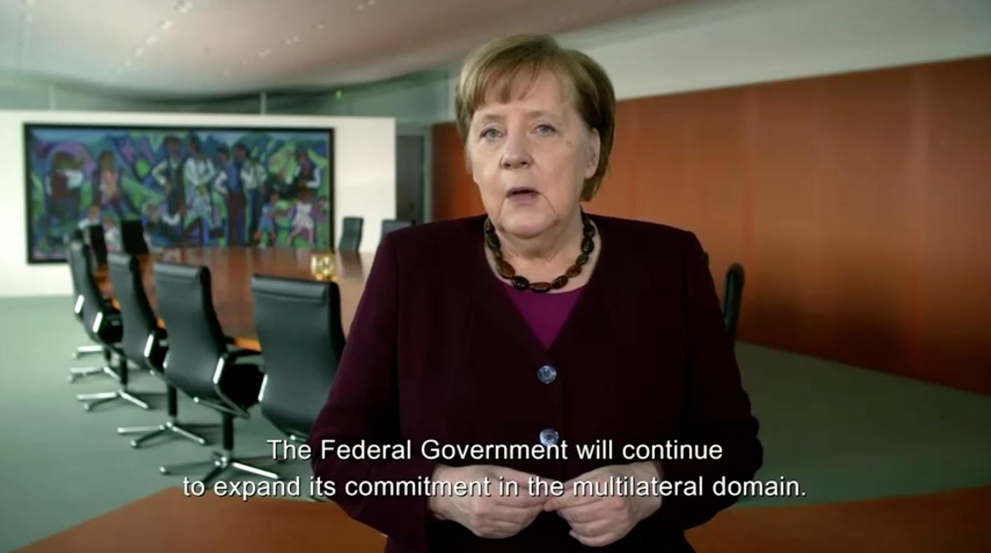 Đức mong muốn cải thiện mối quan hệ với Hoa Kỳ dưới thời Tổng Thống Joe Biden