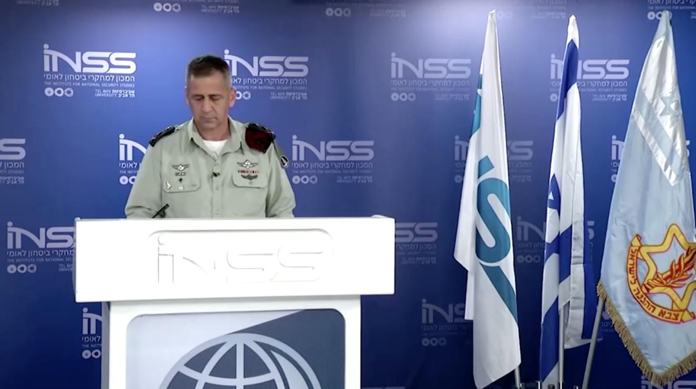 Vị tướng hàng đầu của Israel cho biết quân đội của họ đang hồi sinh các kế hoạch hoạt động chống lại Iran