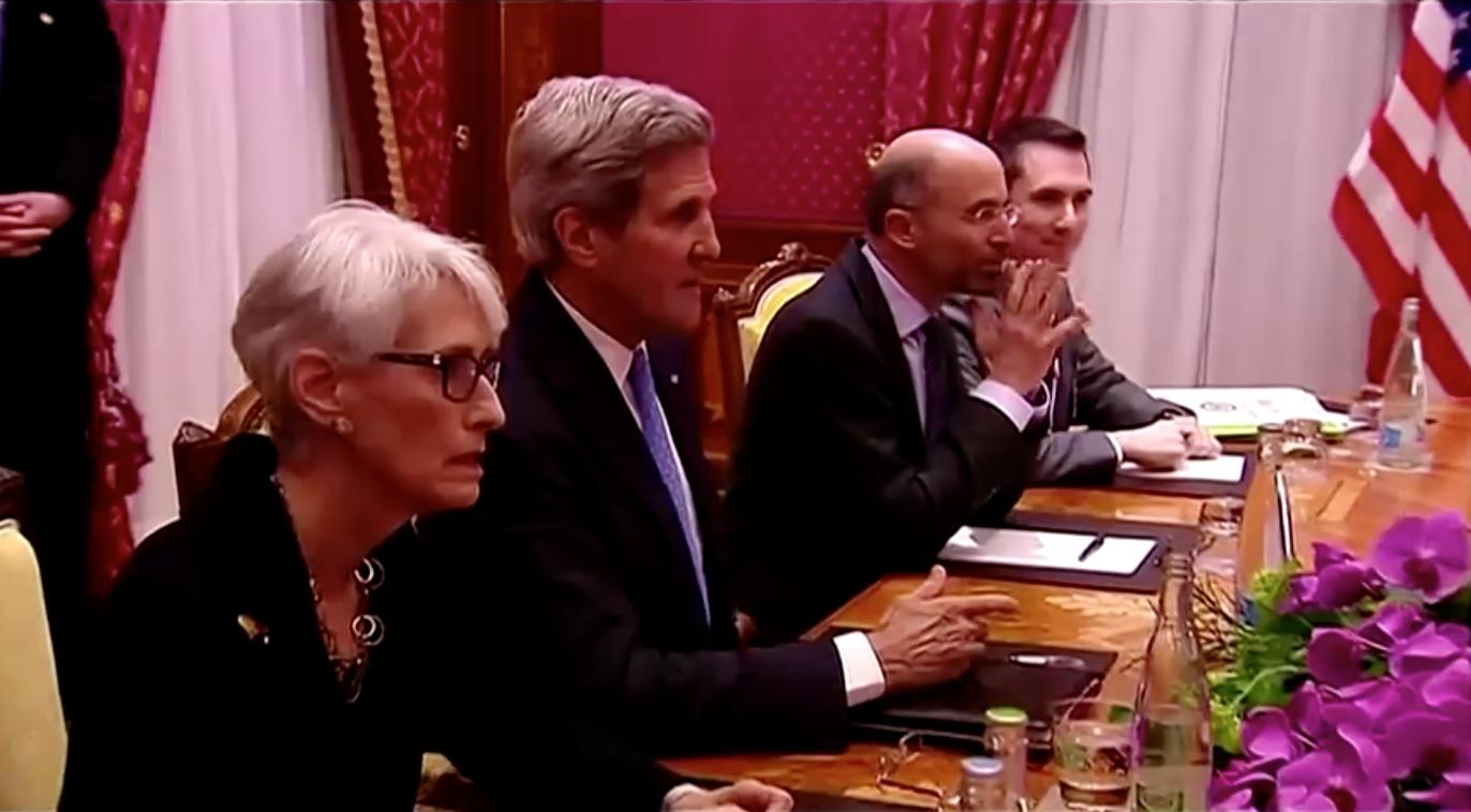 Hoa Kỳ bắt đầu tiếp xúc với Châu Âu về thỏa thuận nguyên tử Iran