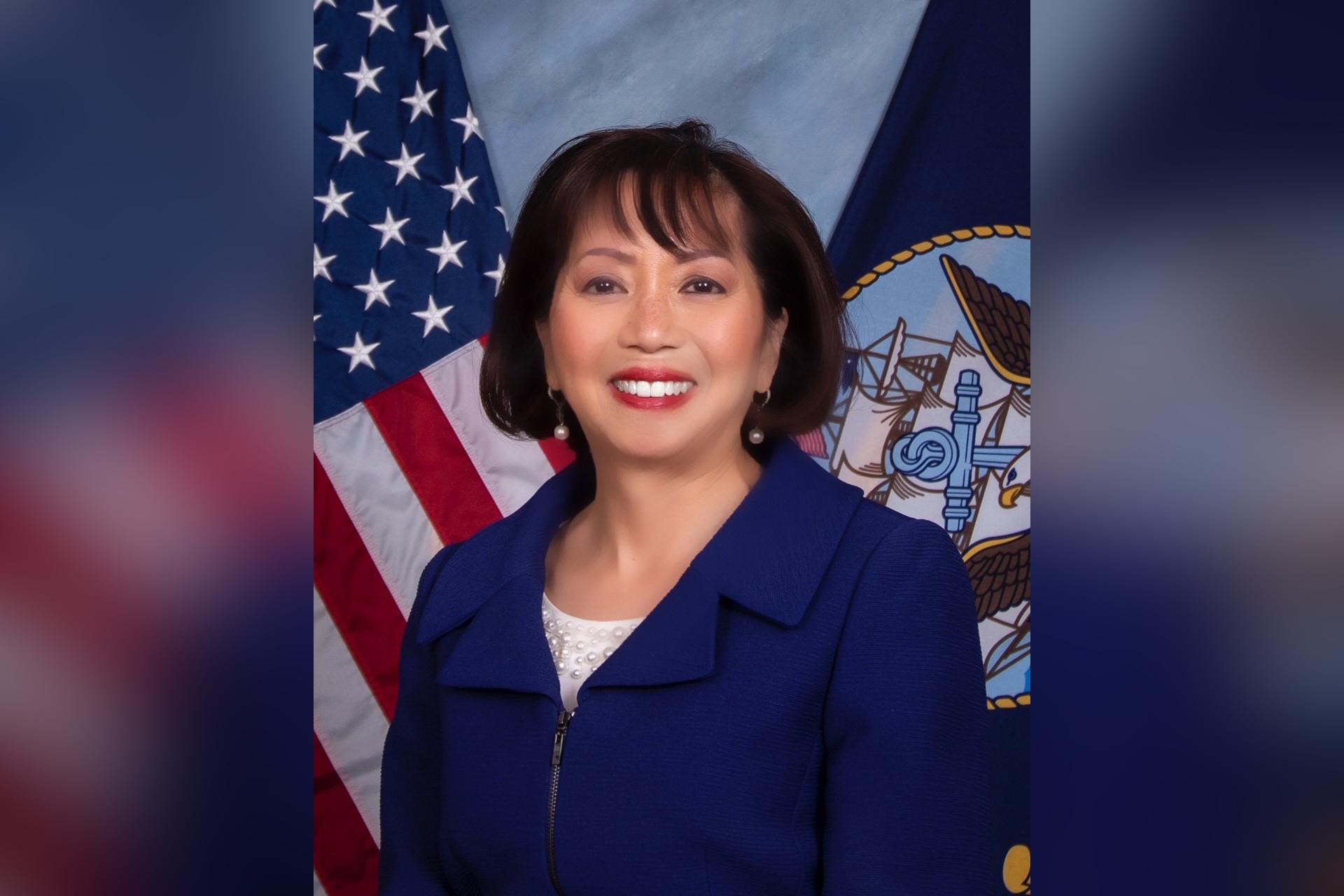 Cơ quan chỉ huy hệ thống Hải Quân Mỹ có tổng giám đốc gốc Việt