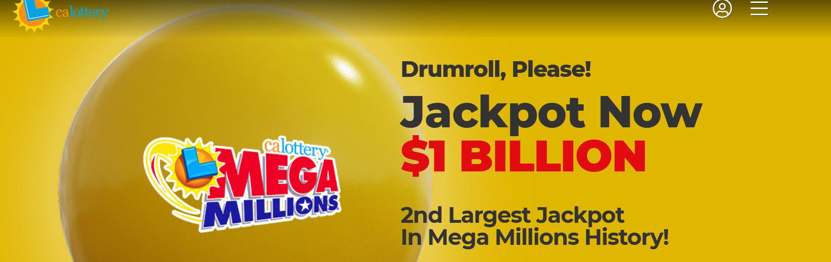 Vé trúng giải độc đắc Mega Millions 1 tỷ mỹ kim được bán ở Michigan