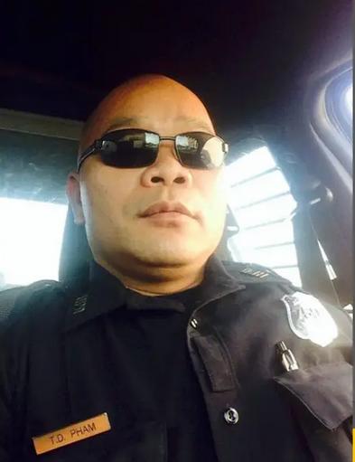 Cựu cảnh sát gốc Việt tại Houston bị buộc tội trong cuộc bạo động ở tòa nhà Quốc Hội Hoa Kỳ