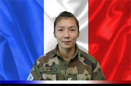 Nữ quân nhân người Pháp gốc Việt hy sinh tại Sahel