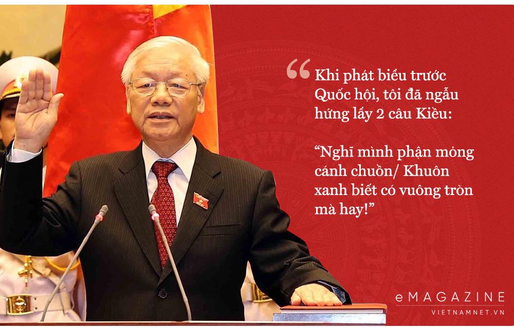 Nguyễn Phú Trọng lại tiếp tục tuyên bố đã xin nghỉ nhưng đại biểu bắt phải làm tiếp