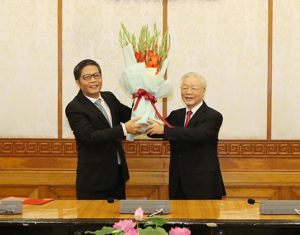 Bất chấp bê bối gây ồn ào, Trần Tuấn Anh vẫn được bầu làm Trưởng ban Kinh tế Trung ương Cộng sản