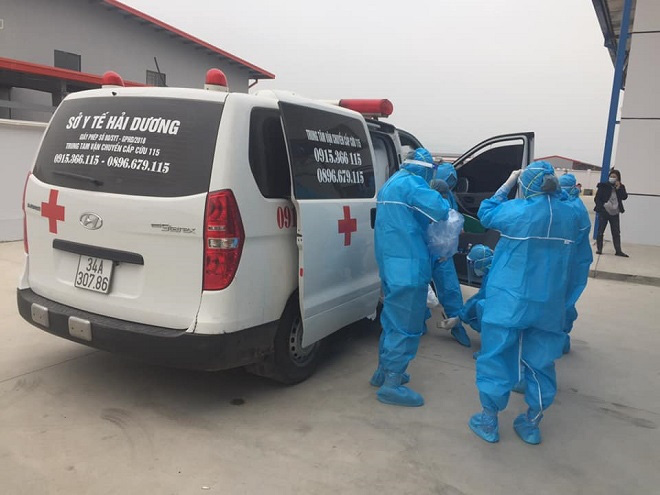 Một chuyên gia người Nam Hàn tử vong tại tâm dịch tỉnh Hải Dương