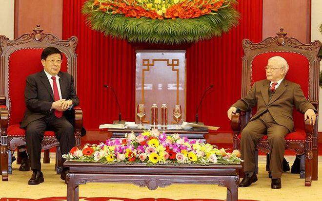 Nhà cầm quyền CSVN sẵn sàng cùng Trung Cộng kiểm soát bất đồng
