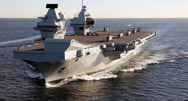 """Các quốc gia phương tây lên kế hoạch đưa tàu chiến đến biển Đông để """"đối đầu"""" Trung Cộng"""