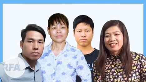 Công an CộngsảnHà Nội gia hạn tạm giam nhà hoạt động Nguyễn Thị Tâm thêm 4 tháng