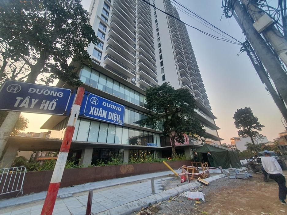 Mộtngười Nhật Bản chết trong khách sạn trong thời gian cách ly ở Hà Nội