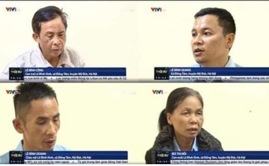 CSVN sẽtổ chức phiên tòaphúc thẩm vụ án Đồng Tâm vào đầu tháng 3