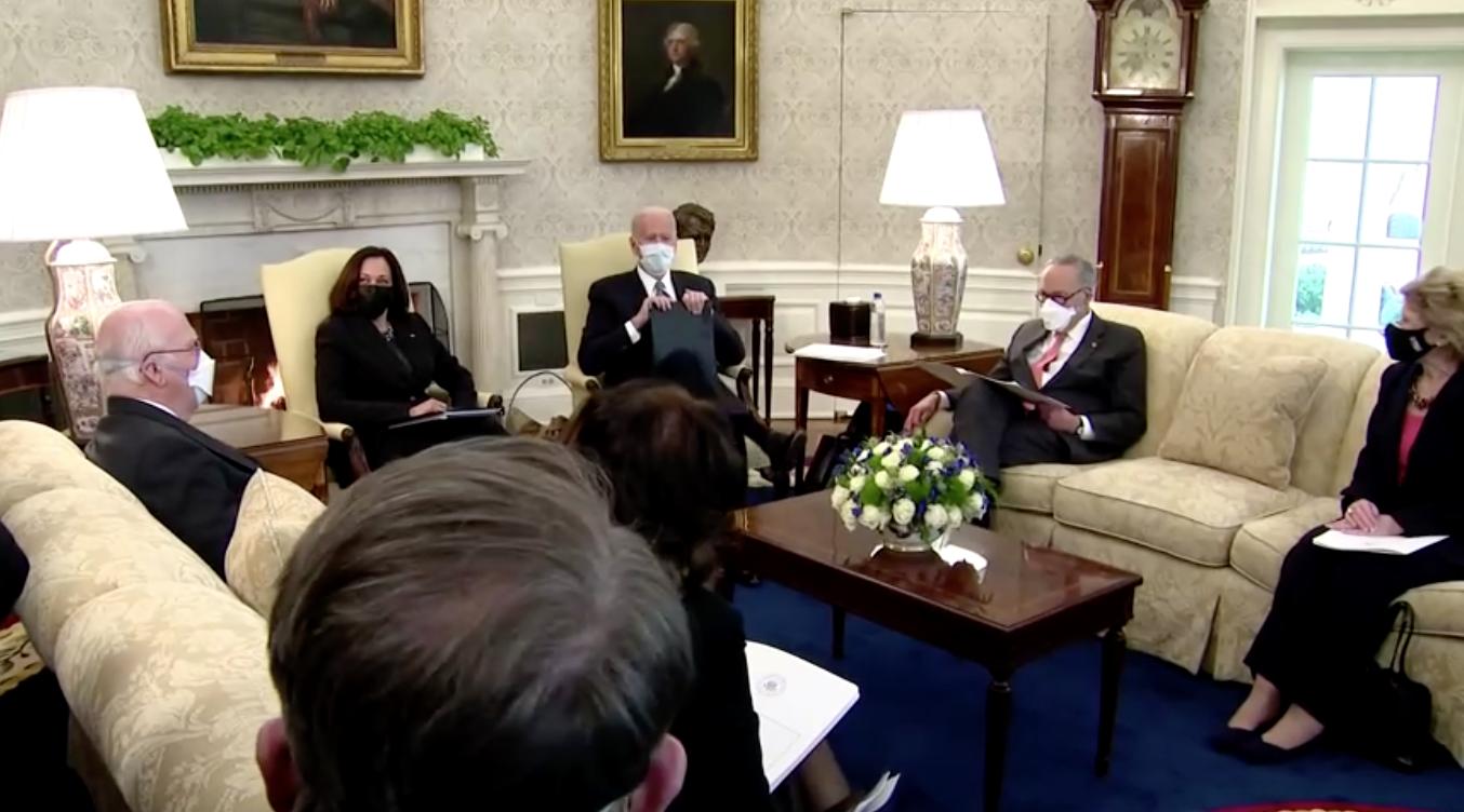 Tổng Thống Biden sẵn sàng gửi tiền hỗ trợ 1,400 Mỹ kim cho những người Mỹ đang cầng giúp đỡ nhiều nhất