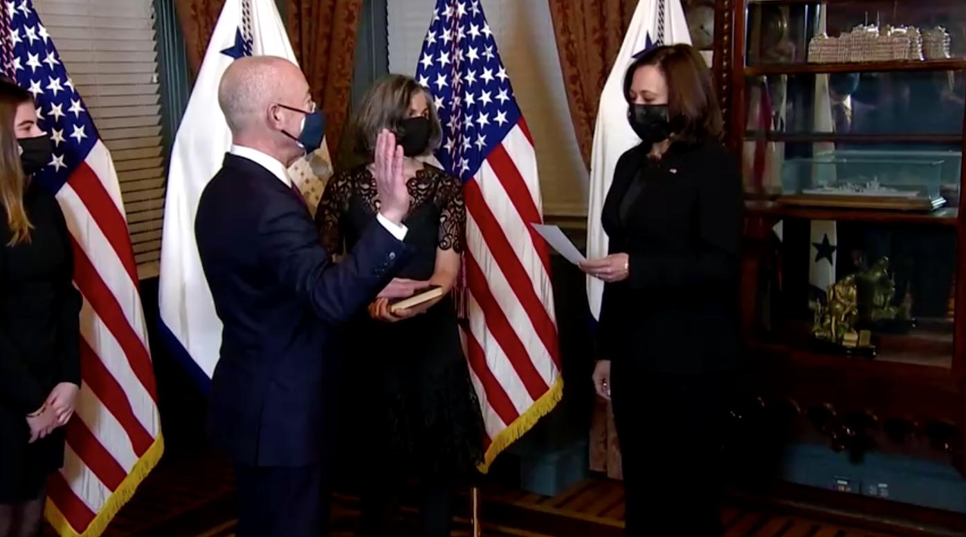 Bộ trưởng Nội an của chính quyền Biden cam kết chống khủng bố nội địa