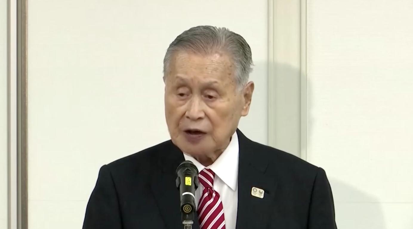 Chủ tịch Tokyo 2020 Mori từ chức vì những bình luận phân biệt giới tính