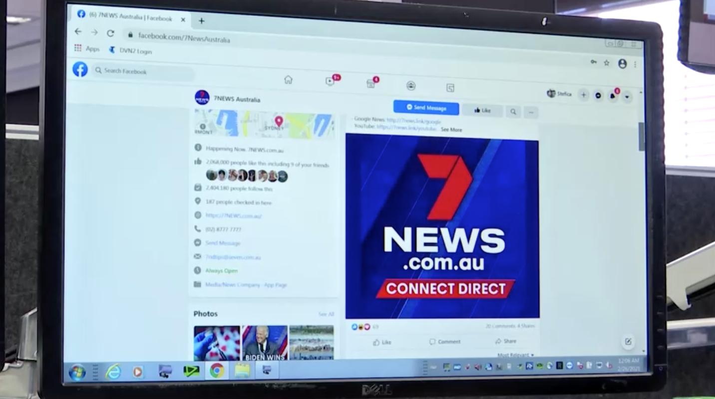 Facebook hiển thị tin tức trở lại ở Úc và ký kết các thỏa thuận liên quan đến việc xử dụng tin tức