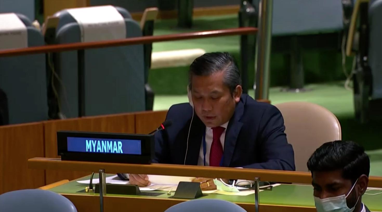 Đặc phái viên Liên Hiệp Quốc của Myanmar kêu gọi các hành động ngăn chặn đảo chính