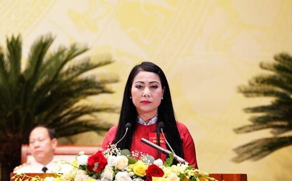 Con gái bí thư tỉnh Vĩnh Phúc 31 tuổi được bổ nhiệm làm phó giám đốc sở