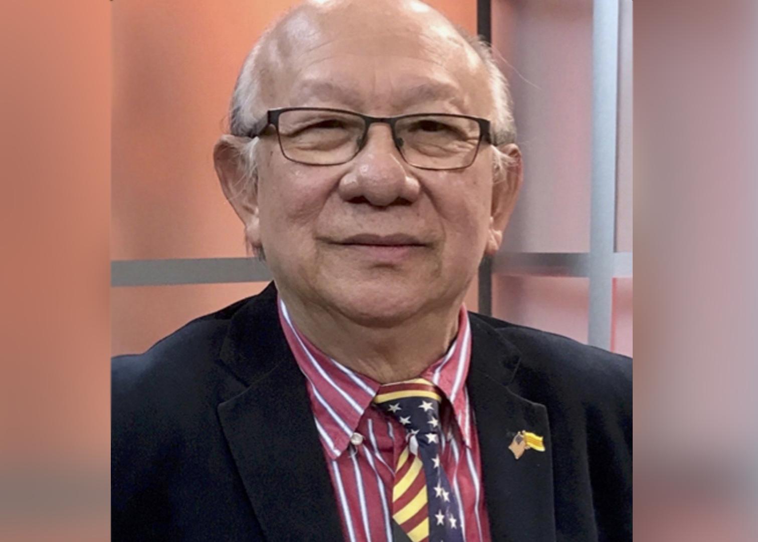 Ông Nguyễn Văn Tánh, Chủ Tịch Cộng Đồng Người Việt Quốc Gia Liên Bang Hoa Kỳ qua đời