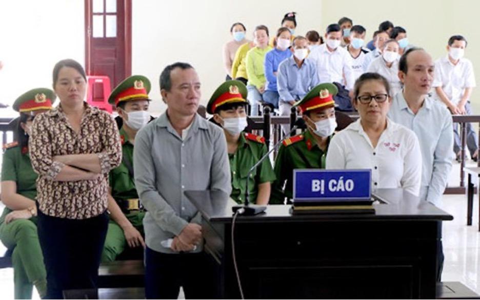 CSVN kết án 4 người có liên quan đến tổ chức lưu vong của ông Đào Minh Quân