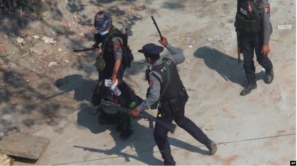 CSVN ngăn hội đồng bảo an Liên Hiệp Quốc lên án đảo chính ở Myanmar