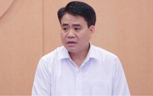 CựuChủ tịch Hà Nội Nguyễn Đức Chung bị khởi tố thêm tội danh
