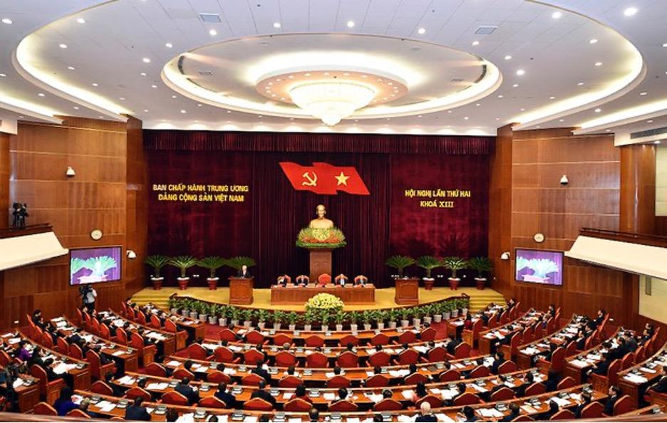 CSVN họp hội nghị trung ương để quyết định nhiều chức danh nhà nước quan trọng