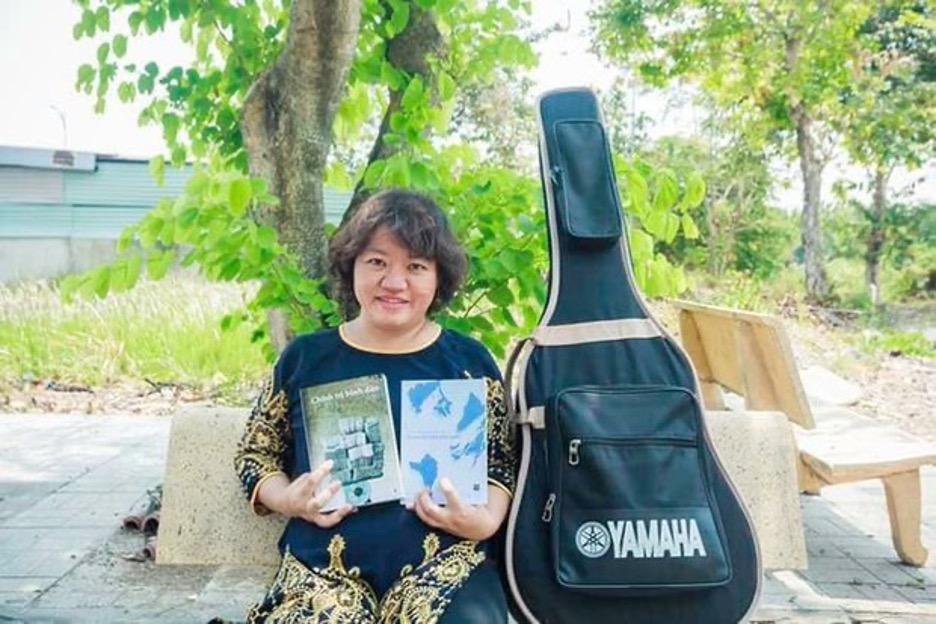 Nhà hoạt động Phạm Đoan Trang thuộc danh sách 10 trường hợp khẩn cấp về tự do báo chí