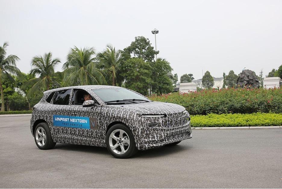 Vinfastđàm phán hợp tác với Foxconn của Đài Loan trong sản xuất pin xe hơi