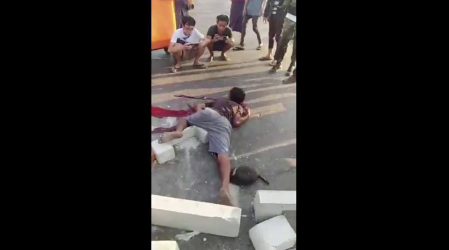 Lực lượng an ninh Myanmar bắn chết ít nhất 38 người biểu tình trong các cuộc đụng độ mới