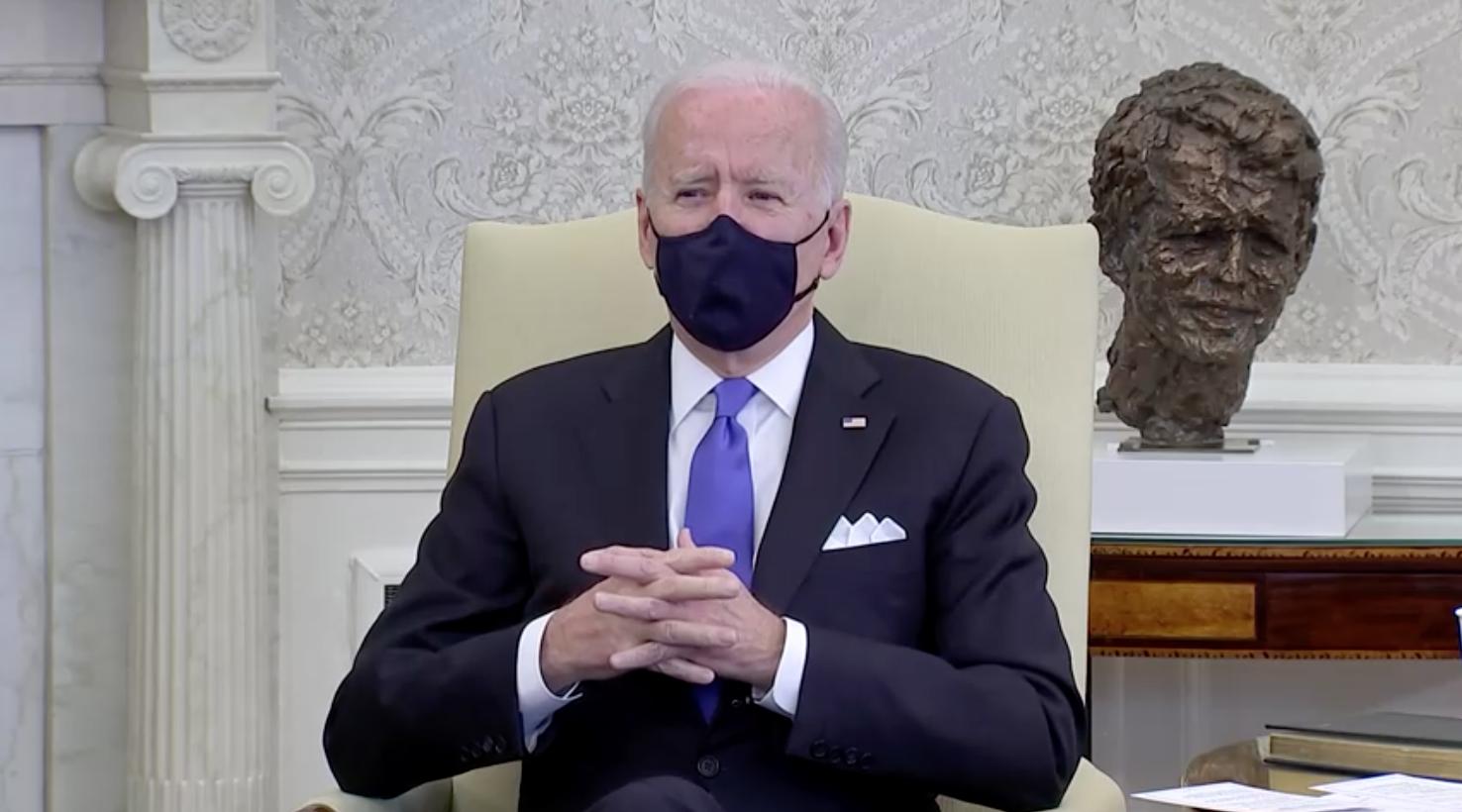 Tổng Thống Biden hủy cuộc không kích Syria thứ 2 vào phút chót sau khi phát hiện dân thường trong khu vực