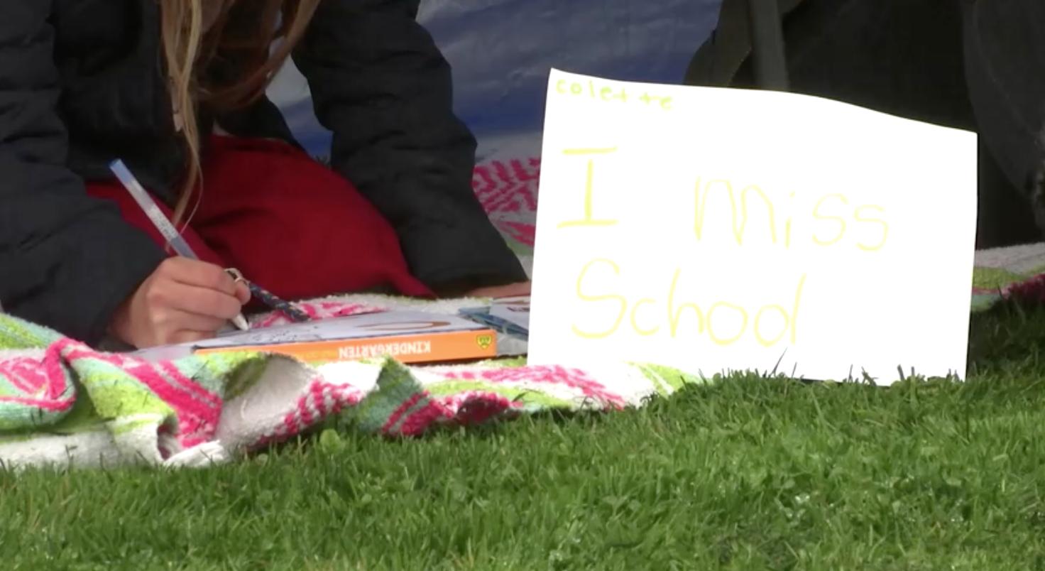 San Francisco bắt đầu mở cửa lại các trường công lập vào tháng tư