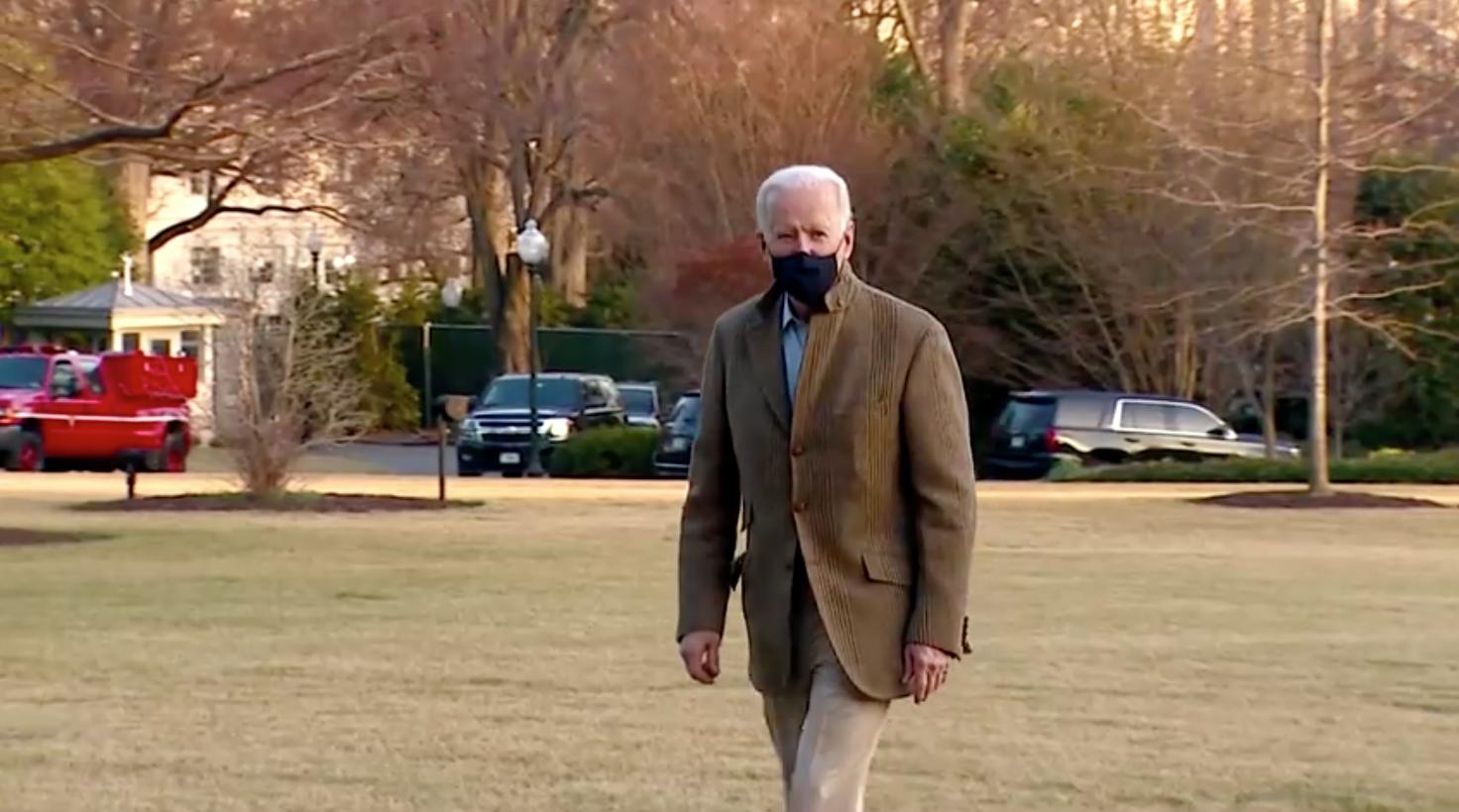Tổng Thống Biden từ chối kêu gọi Thống Đốc Andrew Cuomo từ chức cho đến khi cuộc điều tra về các cáo buộc quấy rối tình dục hoàn thành