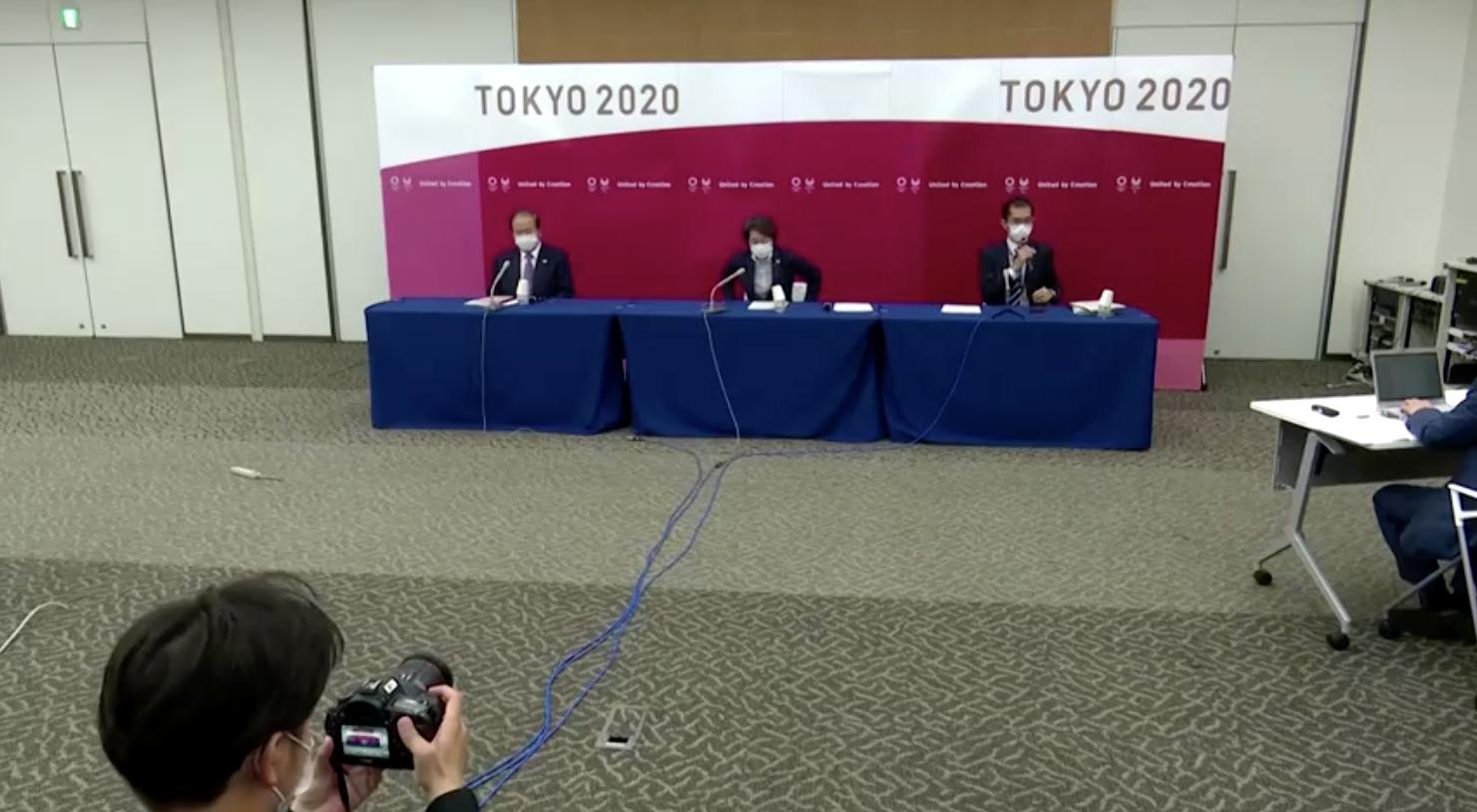 Khán giả quốc tế bị cấm tham dự Thế vận hội ở Nhật Bản