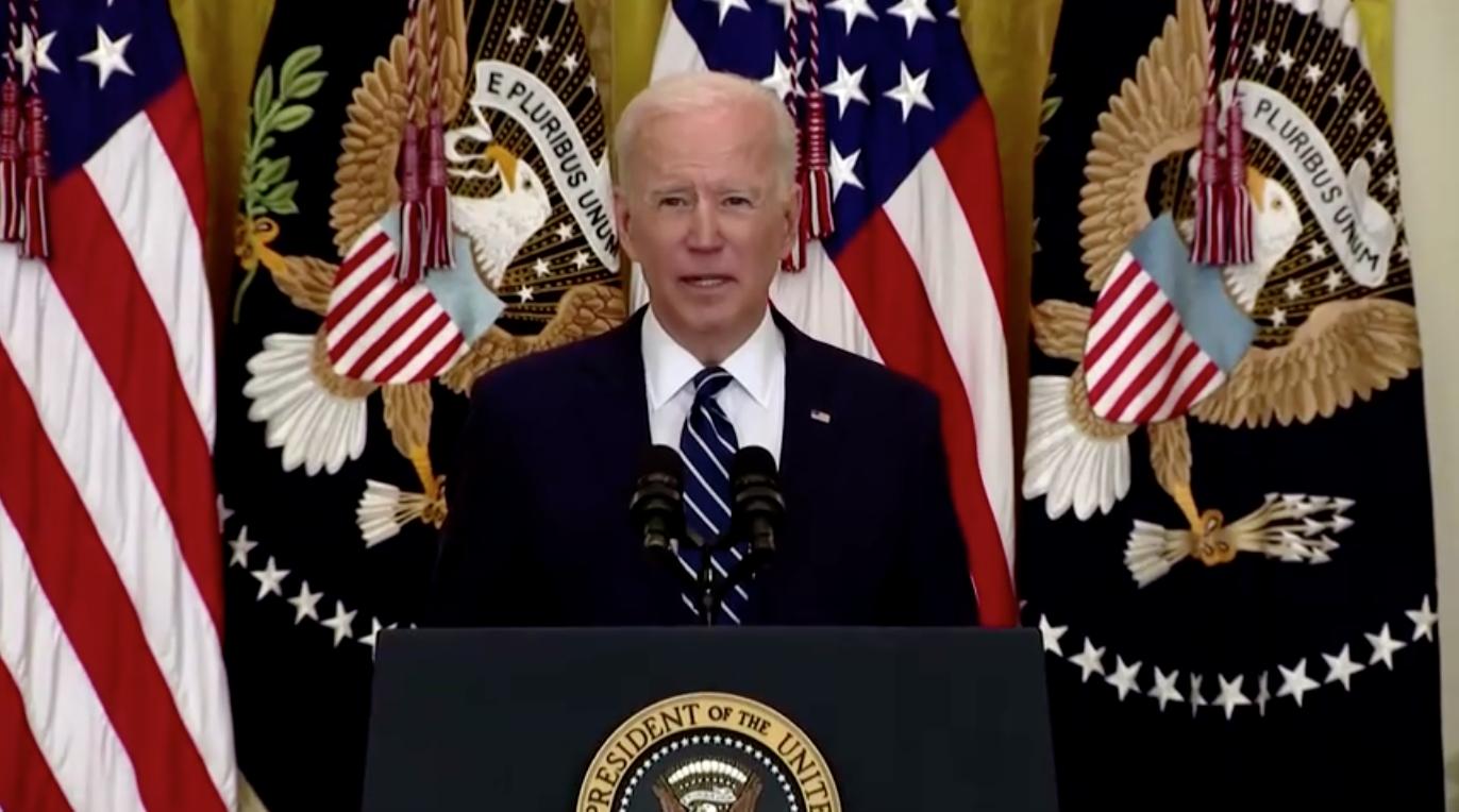 Tổng Thống Biden mở cuộc họp báo đầu tiên trong nhiệm kỳ