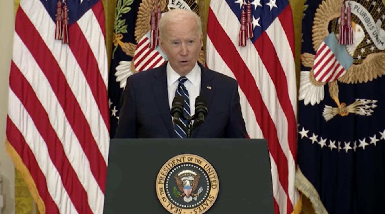 Tổng Thống Joe Biden tuyên bố Trung Cộng sẽ không vượt qua Hoa Kỳ để trở thành quốc gia lãnh đạo toàn cầu khi ông còn tại chức