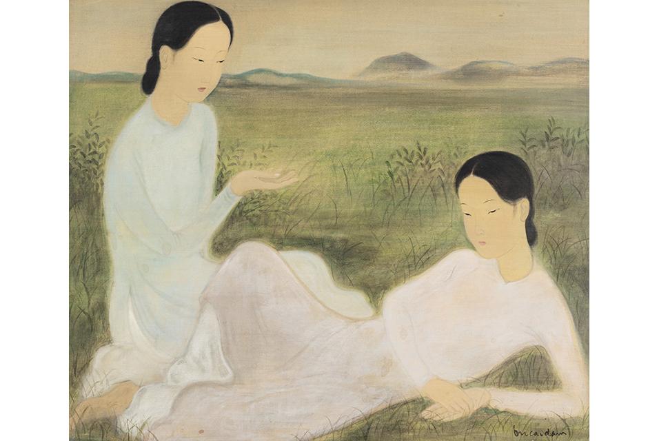 Công ty đấu giá Sotheby's sẽ mang đến những kiệt tác Việt Nam đặc biệt trong bộ sưu tập Madame Dothi Dumonteil