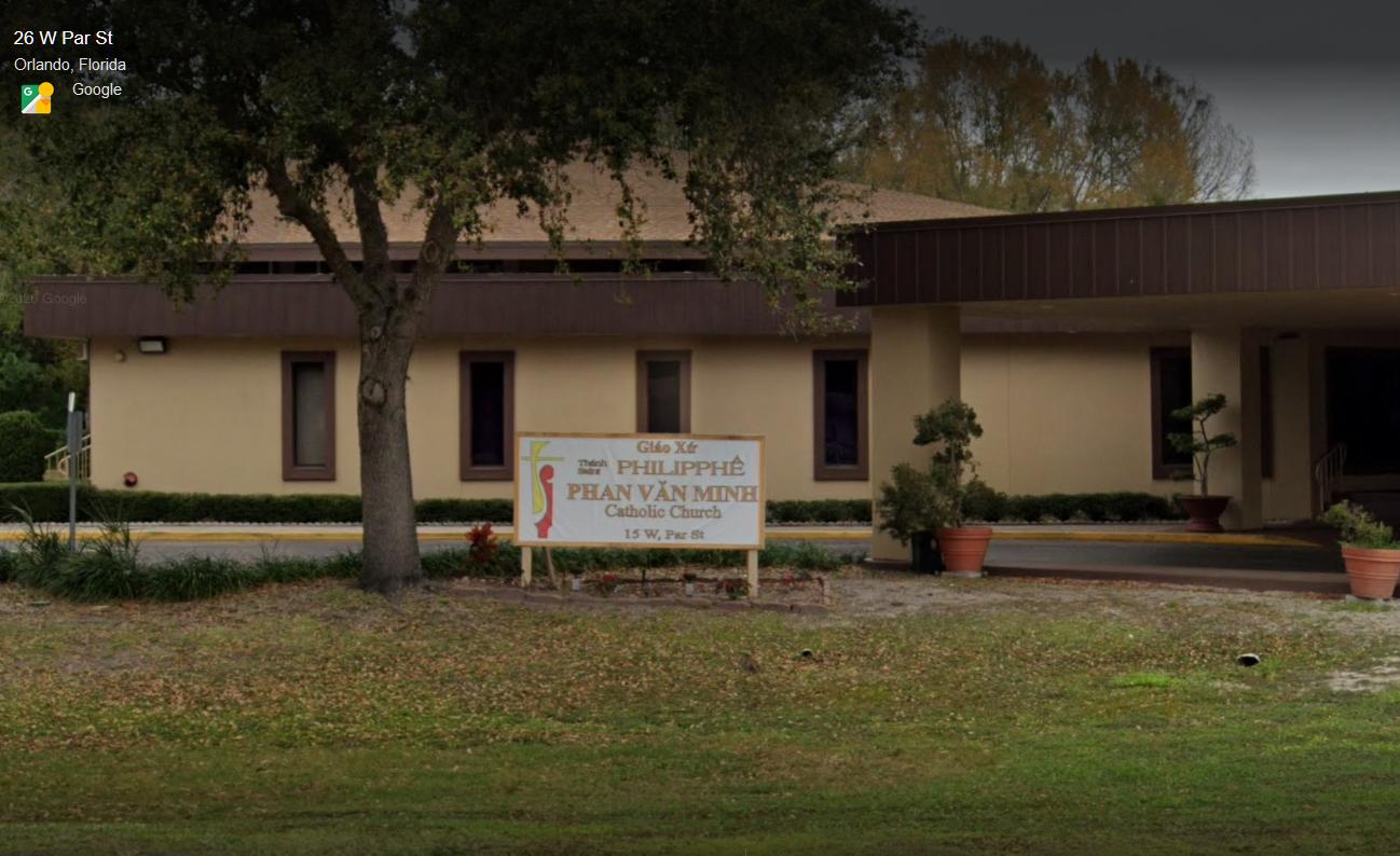 Nhà thờ Việt Nam ở Orlando trở thành điểm tiêm chủng COVID-19 trong 1 ngày