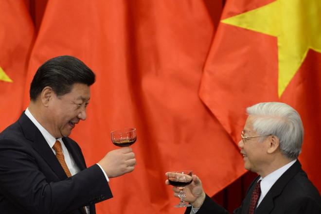 Đảng CSVN tổ chức báo cáo kết quả đại hội 13 cho nhà cầm quyền Bắc Kinh