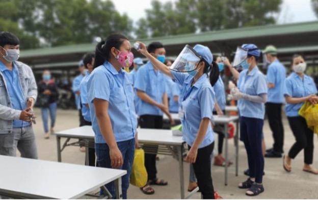 Do ảnh hưởng của COVID-19, Việt Nam cóhơn1 triệu người thất nghiệp trong 3 tháng đầu năm