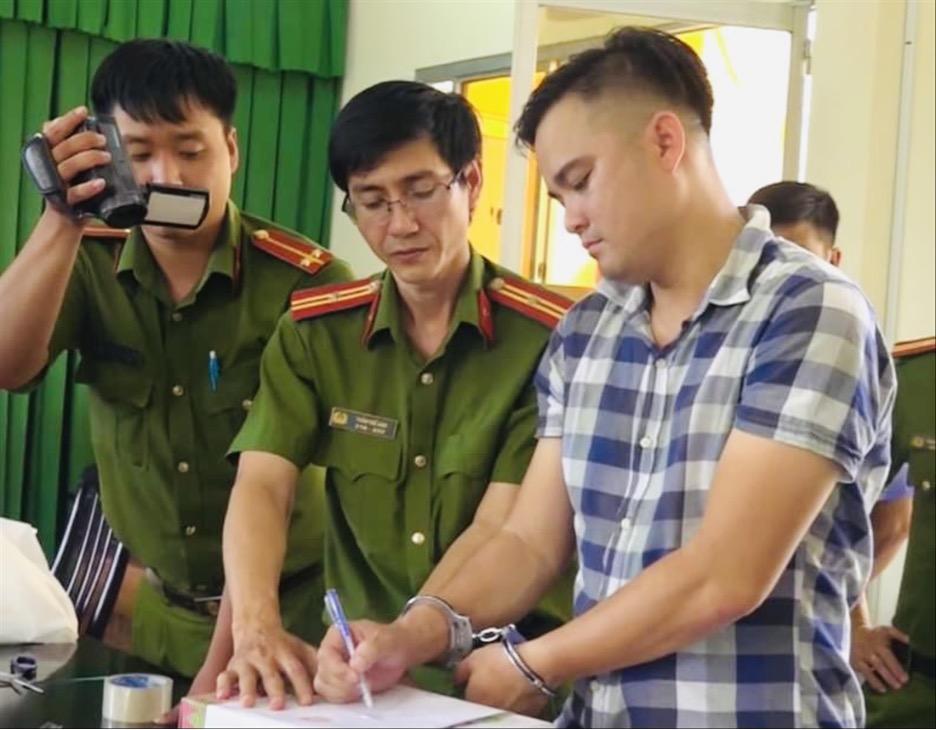 """Cựu đại uý công an Lê Chí Thành có thể bị thêm cáo buộc """"lợi dụng quyền tự do dân chủ"""""""