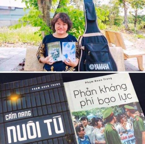Nhiềuký giả nổi tiếng thế giới kêu gọi CSVN trả tự do cho nhà hoạt động Phạm Đoan Trang