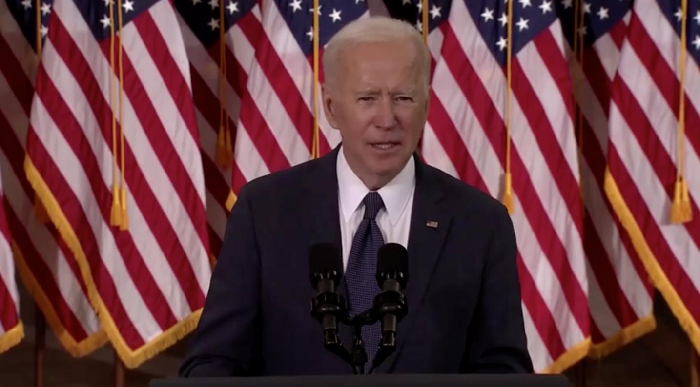 MitchMcconnell tuyên bố đảng Cộng Hoà không ủng hộ dự luật cơ sở hạ tầng của Tổng Thống Biden