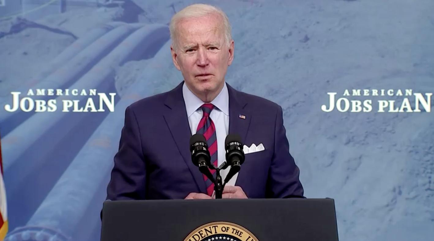 Tổng Thống Biden sẵn sàng đàm phán về đề nghị tăng thuế doanh nghiệp