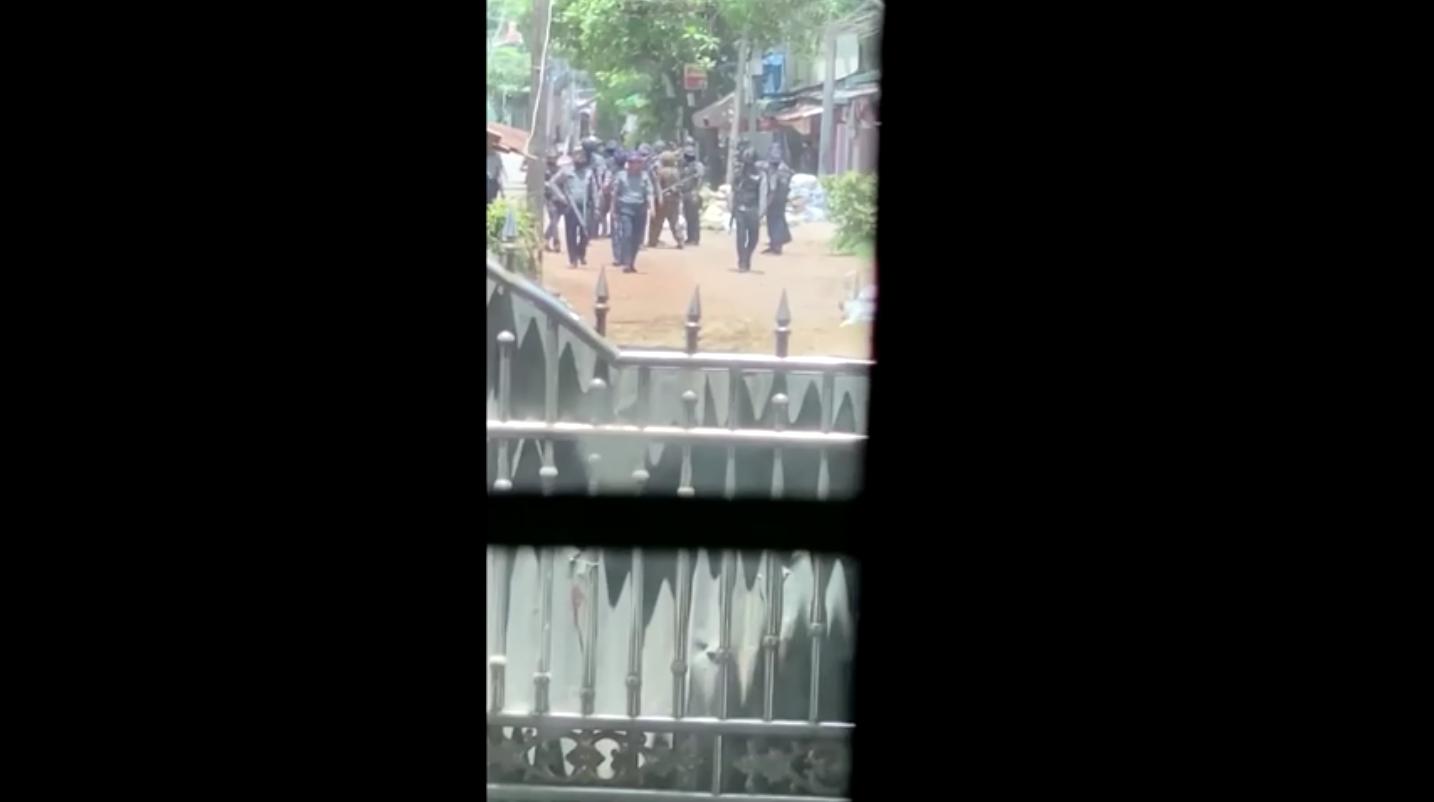 Lực lượng an ninh Myanmarbắn chết hơn 80 người biểu tình